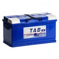 TAB POLAR BLUE 100 Ач (60044 B)