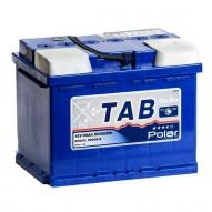 TAB POLAR BLUE 60 Ач (56008 B)