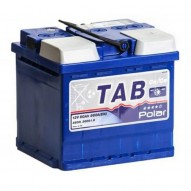 TAB POLAR BLUE UNI 60 Ач (56001 B)