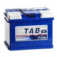 TAB POLAR BLUE 60 Ач (56013 B)