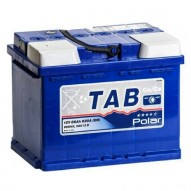 TAB POLAR BLUE 66 Ач (56013 B)