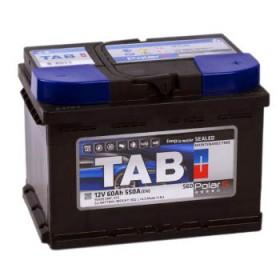 Аккумулятор TAB Polar S 60 Ач низкий