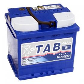 Аккумулятор TAB Polar Blue Uni 60 Ач