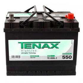 Аккумулятор TENAX 68 А/ч HighLine Asia