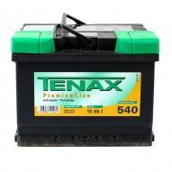 TENAX 60 А/ч Premium Line (прямая)