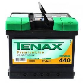 Аккумулятор TENAX 44 А/ч Premium Line (о.п)