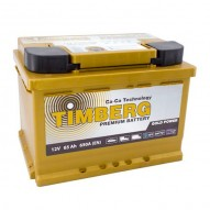 Timberg Gold Power 65 А/ч