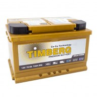 Timberg Gold Power 70 А/ч