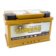Timberg Gold Power 77 А/ч