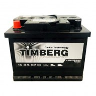 Timberg Professional Power 60 А/ч