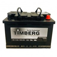 Timberg Professional Power 75 А/ч
