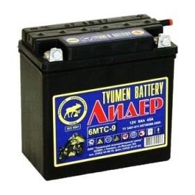 Tyumen Battery 6МТС-9 Ач