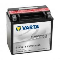 VARTA AGM YTX14-4/YTX14-BS (512 014 010 A514) 12 Ач