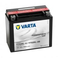 VARTA AGM YTX20L-4/YTX20L-BS (518 901 026 A514) 18 Ач