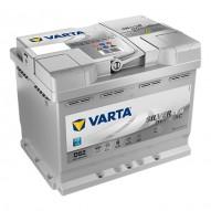 VARTA 60 А/ч AGM Silver Dynamic D52 (о.п)