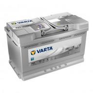 VARTA 80 А/ч AGM Silver Dynamic F21 (о.п)