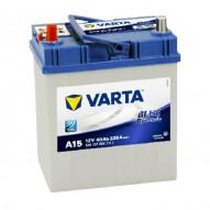 VARTA 40 А/ч Blue Dynamic A15 Asia (п.п)