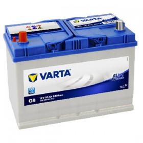 Аккумулятор VARTA 95 А/ч Blue Dynamic G8 Asia (п.п)