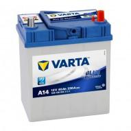 VARTA 40 А/ч Blue Dynamic A14 Asia (о.п)