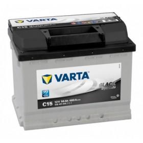 Аккумулятор VARTA 56 А/ч Black Dynamic C15 (п.п)