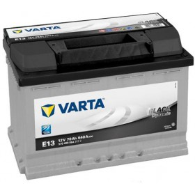 Аккумулятор VARTA 70 А/ч Black Dynamic E13 (о.п)