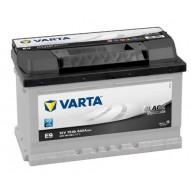 VARTA 70 А/ч Black Dynamic E9 (о.п)