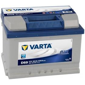 Аккумулятор VARTA 60 А/ч Blue Dynamic D59 (о.п)
