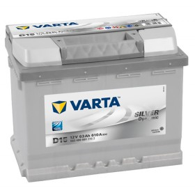 Аккумулятор VARTA 63 А/ч Silver Dynamic D39 (п.п)