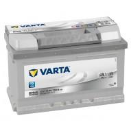 VARTA 74 А/ч Silver Dynamic E38 (о.п)