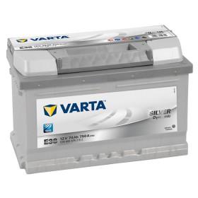Аккумулятор VARTA 74 А/ч Silver Dynamic E38 (о.п)