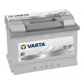 Аккумулятор VARTA 77 А/ч Silver Dynamic E44 (о.п)
