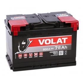 Аккумулятор VOLAT 78 А/ч