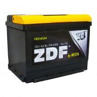 ZDF Premium 60 А/ч (прямая)