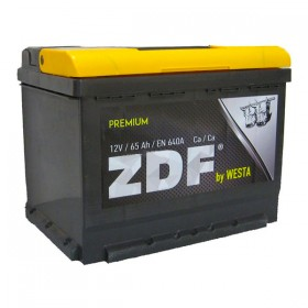 Аккумулятор ZDF Premium 65 А/ч