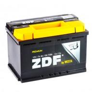 ZDF Premium 70 А/ч (прямая)